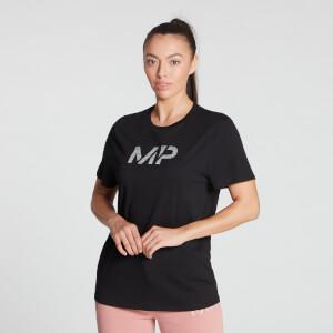 MP Women's Gradient Line Graphic T-Shirt - Black