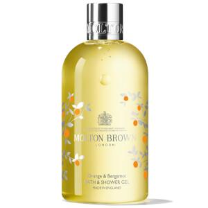 Molton Brown Limited Edition Orange and Bergamot Body wash 300ml