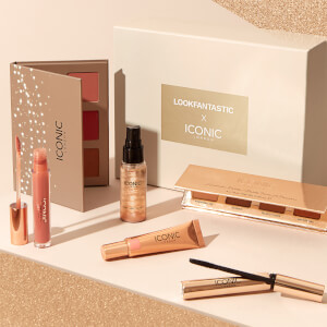LOOKFANTASTIC x ICONIC London 联名美妆礼盒 (价值超¥1100)