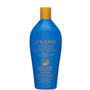 Shiseido Expert Sun Protector Face and Body Lotion SPF50+ 300ml