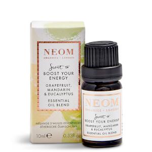 NEOM Mandarin and Eucalyptus Essential Oil Blend 10ml