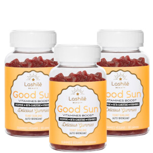Lashilé Good Sun Gummies Trio
