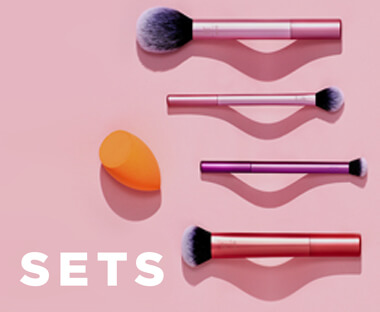 Real Techniques Brush Sets
